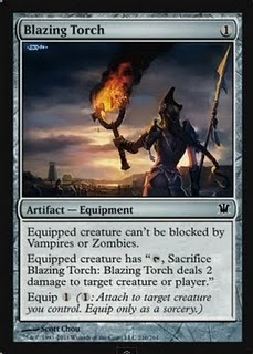 Blazing Torch Innistrad