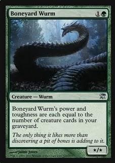 Boneyard Wurm Innistrad