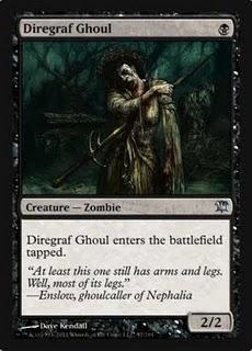 DireGraf Ghoul Innistrad