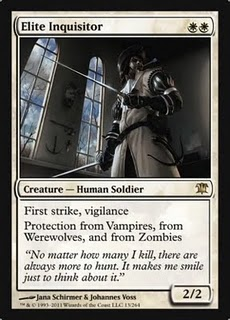 elite Inquisitor Innistrad