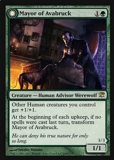 Mayor Of Avabruck Innistrad