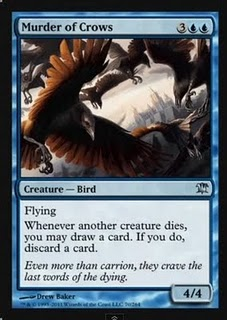Murder of Crows Innistrad