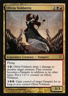Olivia Voldaren Innistrad