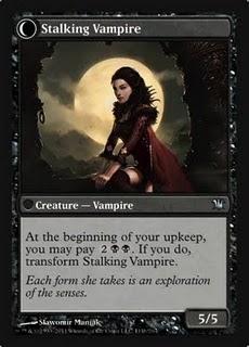 Stalking Vampire Innistrad