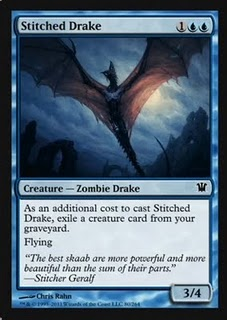 Stitched Drake Innistrad