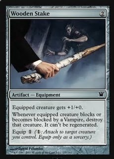 Wooden Stake  Innistrad